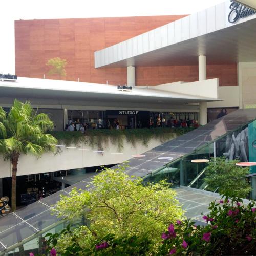 Proyecto | Plaza Andares