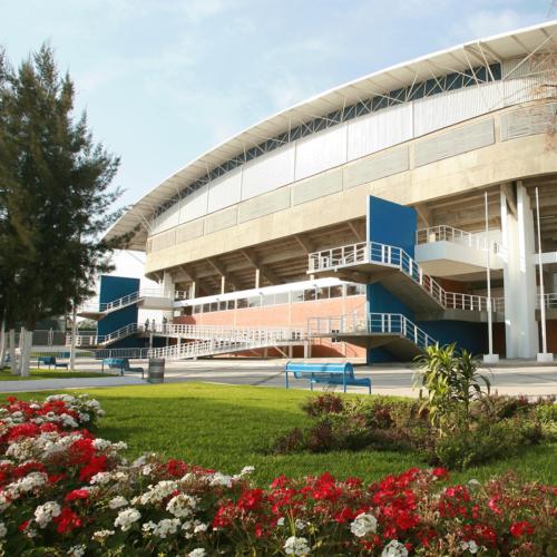 Proyecto | Estadios Panamericanos